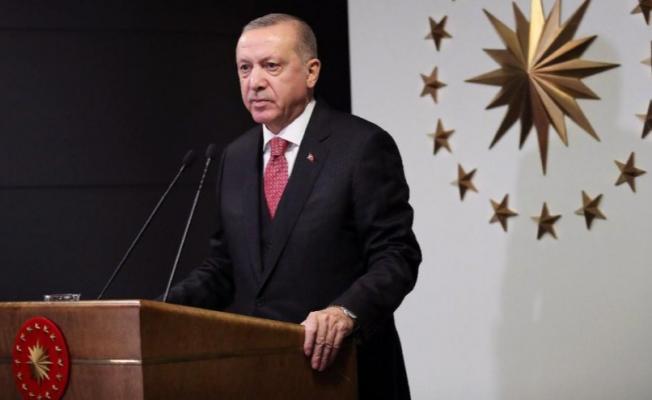 """Cumhurbaşkanı Erdoğan'dan iki ülke başkanına mektup: """"Ülkem ve milletim adına taziyelerimi sunuyorum"""""""