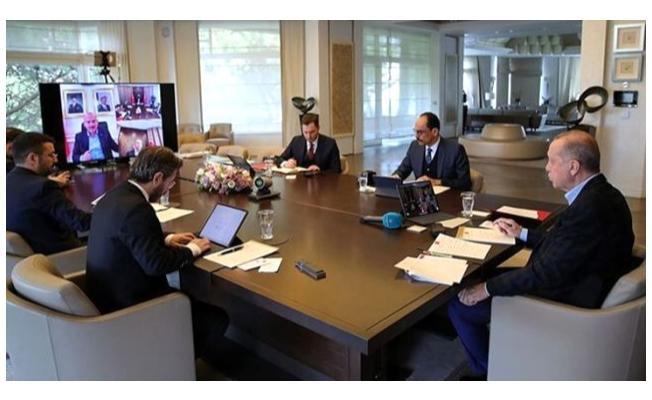 Cumhurbaşkanlığı Kabinesi toplantıya başladı! Kritik toplantı sonrasında Cumhurbaşkanı Erdoğan açıklama yapacak!