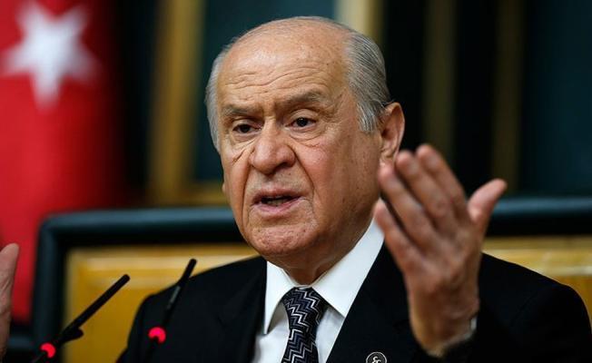 Devlet Bahçeli Bakan Soylu'nun istifasının kabul edilmemesi ile ilgili açıklama yaptı!