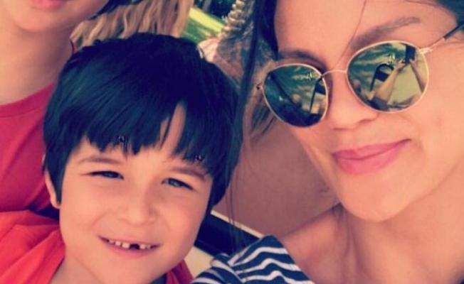 Ebru Şallı'nın 8 yaşındaki oğlu Pars hayatını kaybetti!