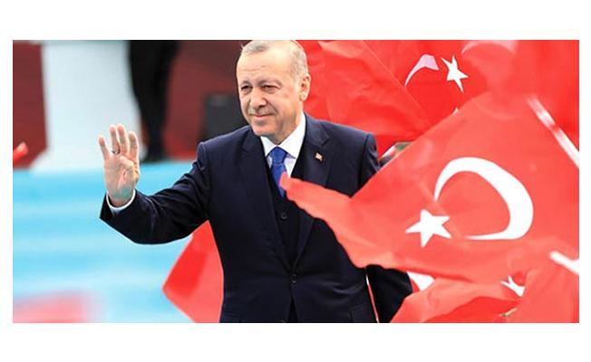 Erdoğan: Türkiye İçin Tünelin Ucundaki Işık Görünmüştür