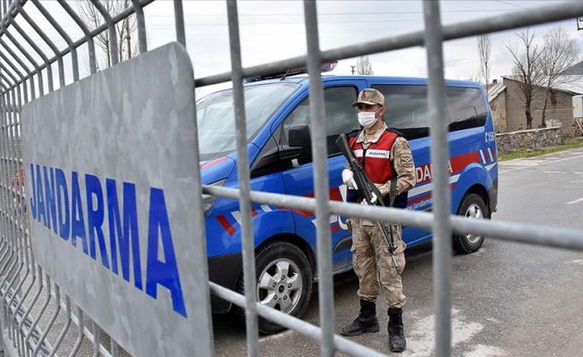 İçişleri Bakanlığı'ndan karantina açıklaması: Saat 16.00 itibarıyla 156 yerleşim yeri karantinada!
