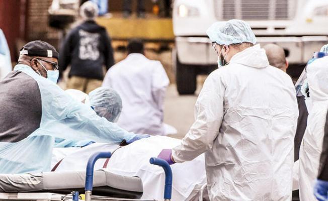 Koronavirüste şoke eden tablo! Son 24 saatte 3 binden fazla kişi hayatını kaybetti!