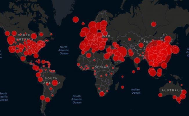 Koronavirüste son rakamlar korkuttu: 1 milyona çok yaklaştı!