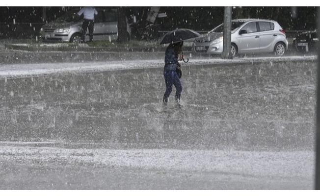 Meteoroloji'den 5 bölgemiz için kritik uyarı! Akşam saatlerinde etkili olacak! Tedbirinizi alın!