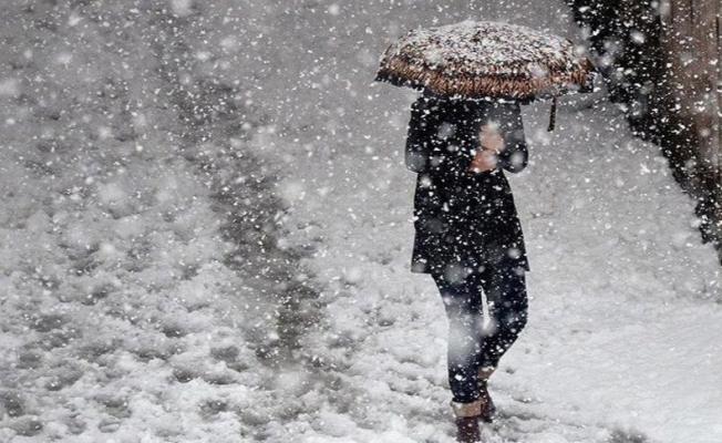 Meteoroloji hava durumunu il il açıkladı: Bu gece kar geri geliyor! Dikkatli olun!