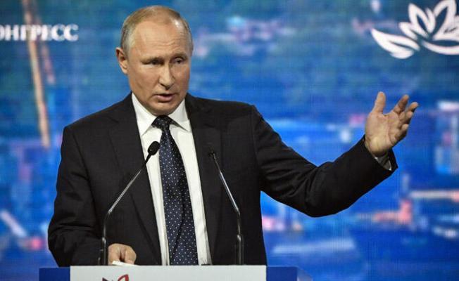 Rusya Lideri Putin'den Korkutan Corona Virüsü (Covid-19) Açıklaması