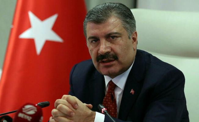 Sağlık Bakanı Fahrettin Koca'dan yeni açıklamalar geldi!