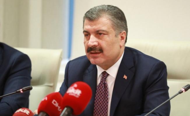 Son dakika Bakan Koca açıkladı: Türkiye'de koronavirüs sebebiyle 63 kişi daha hayatını kaybetti!