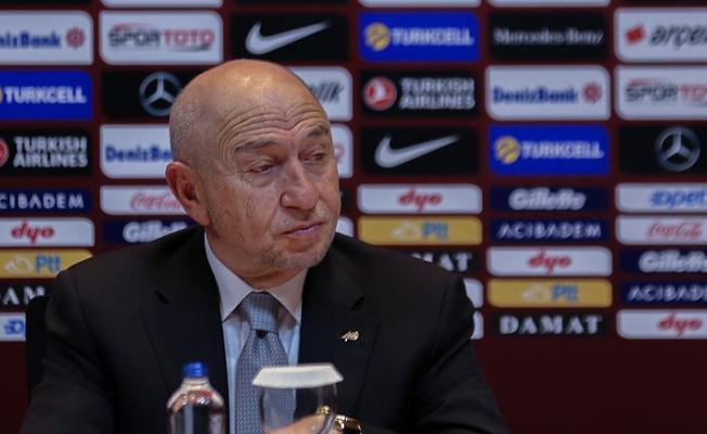 TFF Başkanı Nihat Özdemir, hedeflerinin bu sezonu oynayarak tamamlamak olduğunu söyledi!