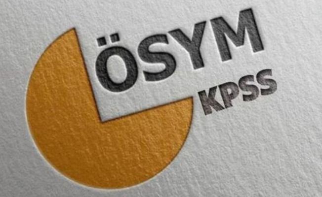 2020 KPSS Ortaöğretim başvuruları ne zaman başlayacak? KPSS sınavı ne zaman yapılacak?