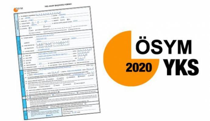2020 YKS sınav tarihi belli oldu mu?