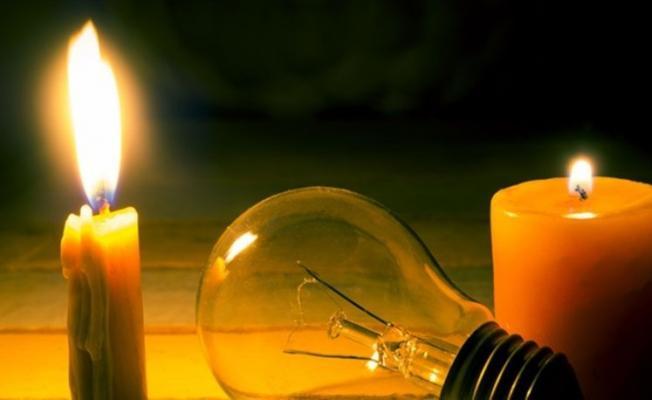 900 bin hanenin elektriği kesildi! 118 bin hane icralık oldu!