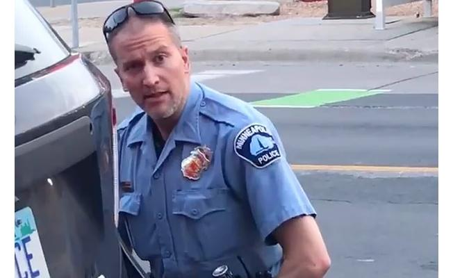 ABD'yi karıştıran olayda son dakika gelişmesi! O polis tutuklandı!