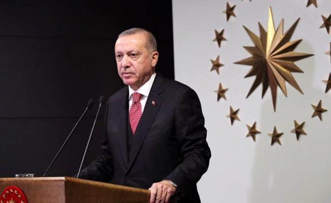 Cumhurbaşkanı Erdoğan'dan dikkat çeken 19 Mayıs mesajı!