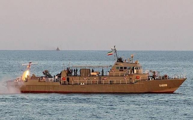 İran kendi gemisini vurdu! En az 40 asker hayatını kaybetti!