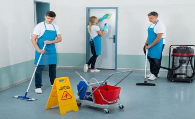 İŞKUR aracılığı ile üniversiteye daimi temizlik personeli alımı başvuruları 20 Mayıs'ta sona eriyor!