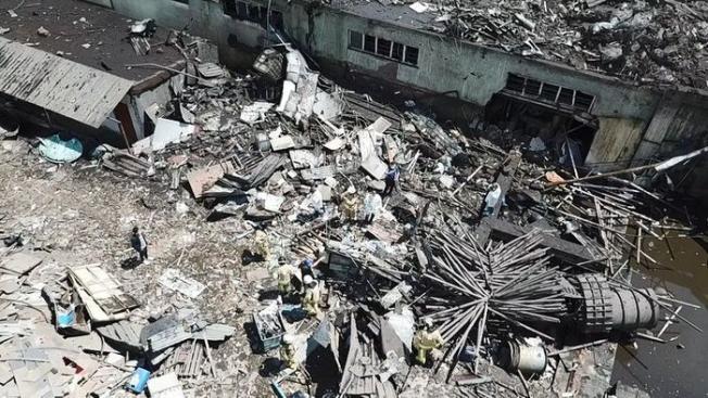 İstanbul Başakahşehir'de patlama! 2 işçi hayatını kaybetti!