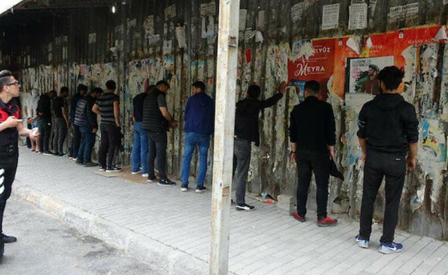 İstanbul'da polis 13 kişiyi görünce şaşırdı! Hepsine 3 bin 150 lira para cezası yazdı