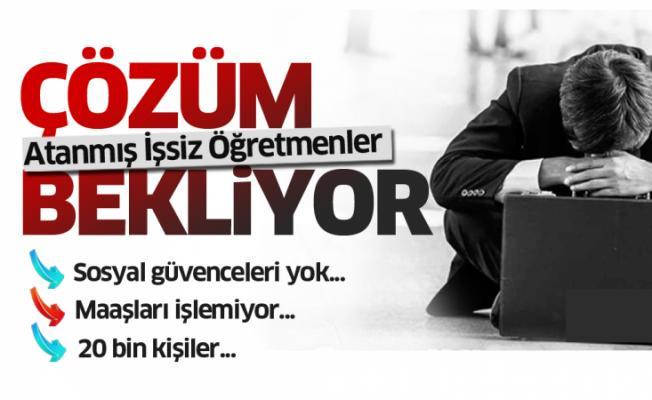 Kılıçdaroğlu, Erdoğan 20 bin öğretmen atanmasıyla ilgili kararnameyi niye çıkarmıyor diye sordu!