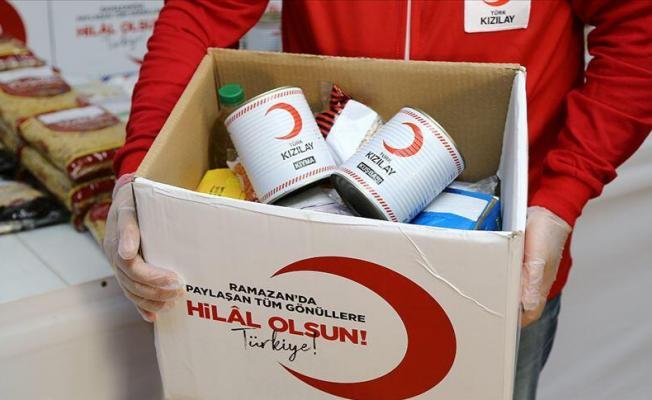 Kızılay'dan yardım kolisi nasıl alınır? Kızılay yardım başvurusu nasıl yapılır? Kızılay 2020 yardım kolisi başvuru formu..