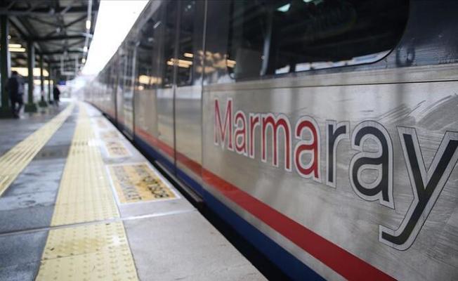 Marmaray'dan ilk defa yük treni geçecek!