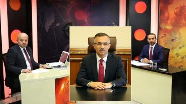 Rize Valisi AKP il Başkanından Hediye olarak umreye götürmesini istedi!