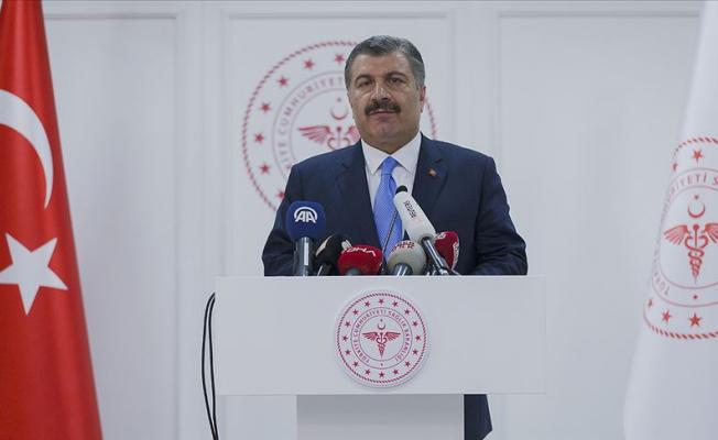 Sağlık Bakanı Fahrettin Koca'dan son dakika açıklaması!
