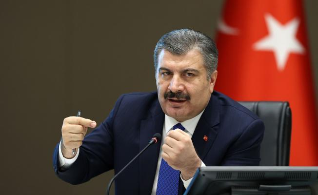 Sağlık Bakanı Fahrettin Koca son dakika saat vererek açıkladı! Saat 11.00-15.00 arası...