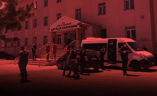 Son dakika Erzurum'da uzun namlulu silahla saldırdılar! 5 ölü 4 yaralı