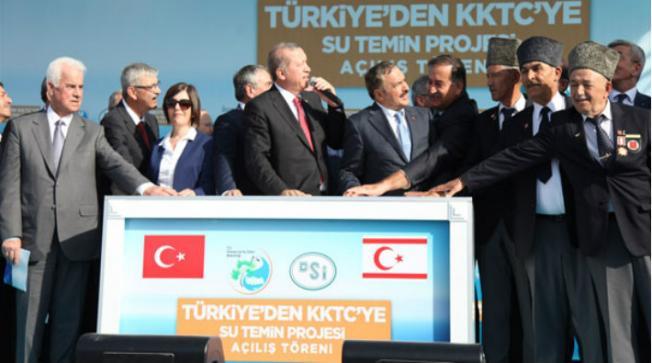Türkiye'den Kuzey Kıbrıs'a içme suyu 4 aydır verilemiyor!
