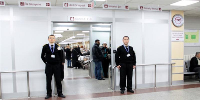 Üniversite hastanesine İŞKUR ile güvenlik görevlisi, temizlik personeli ve hasta-yaşlı bakım elemanı alınacak!
