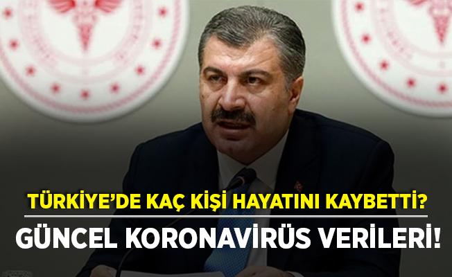 29 Haziran koronavirüs verileri! Türkiye'nin güncel koronavirüs verileri