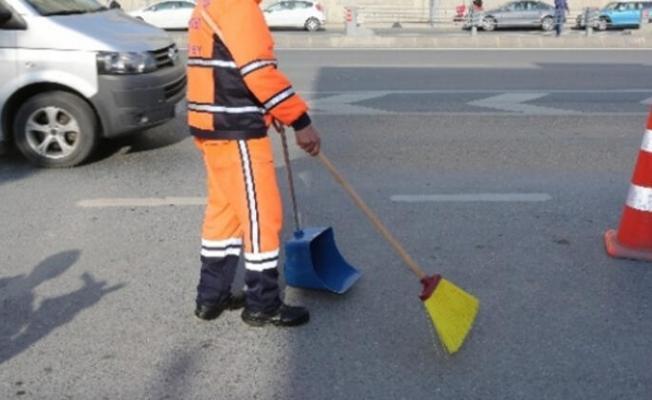 9 Haziran'a kadar İl Özel İdaresine 14 temizlik işçisi alınacak!