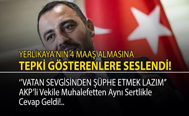 AKP'den Hamza Yerlika'nın Vakıfbank'a atanmasını eleştirenlere vatan sevgisi üzerinden şok sözler!