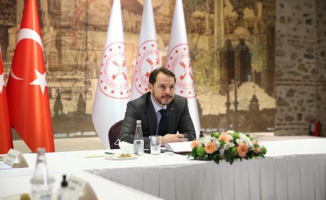 Albayrak: Türkiye'yi büyük hedeflerine taşıyacak adımları birer birer hayata geçireceğiz!