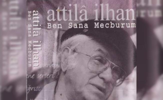 Attilâ İlhan'ın Ben Sana Mecburum şiirinde İstanbul'un hangi ilçesi geçiyor?