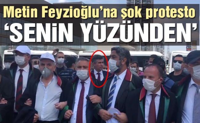 Baro başkanlarından Metin Feyzioğlu'na tepki!