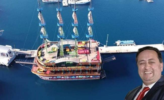 Borç Batağında ki MHP'li belediye 3 Milyon TL'ye gezi teknesi satın aldı!