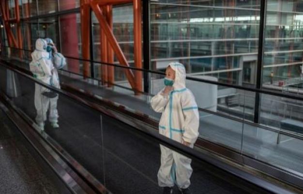 Çin'de Salgın Riski Olan Yeni Bir Virüs Ortaya Çıktı: Solunum Yollarında Bulaşıyor