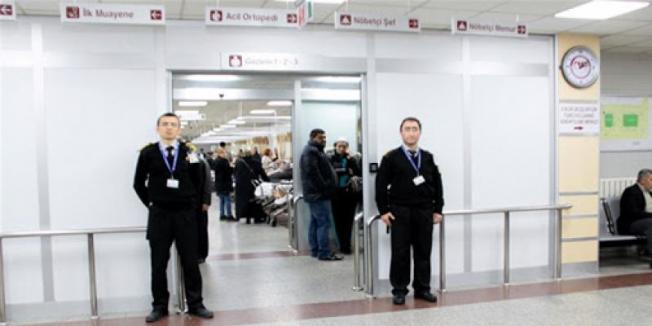 Eskişehir Osmangazi Üniversitesi 32 güvenlik personeli alımı yapacak!