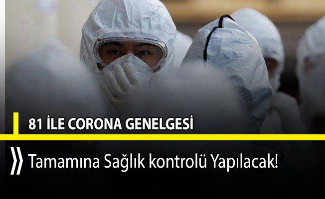 İçişleri Bakanlığı 81 ile corona genelgesi gönderdi!