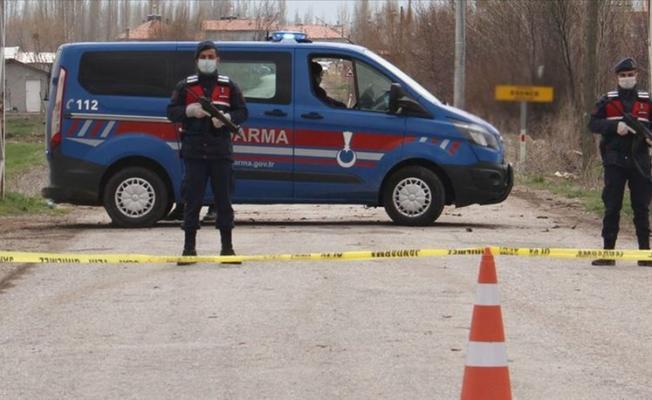 Kastamonu'da korona salgını yüzünden bir köy karantinaya alındı!