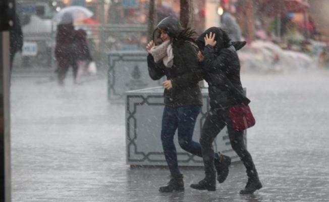 Meteoroloji'den 2 bölgeye kritik uyarı! Çok şiddetli geliyor