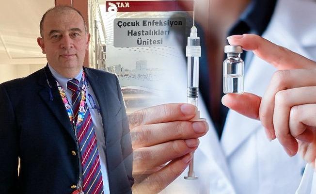Son dakika Corona Virüs Bilim Kurulu Üyesi Prof. Dr. Ateş Kara'dan aşı açıklaması!