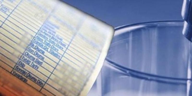Su Faturalarında Yüzde 600'lük Artış ! Faturası 1250 Lira Gelenler Var