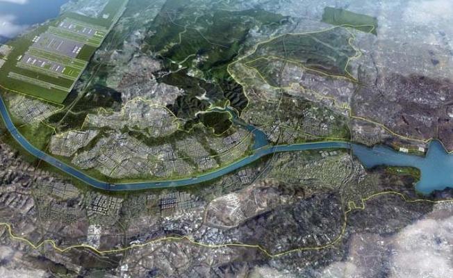 Yabancı şirketlerin Kanal İstanbul Projesinden binlerce metrekare arsa aldıkları ortaya çıktı!