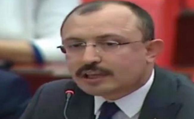 AKP Grup Başkanvekili meclis kürsüsünde terörist başına sayın Fetullah Gülen diye seslendi!