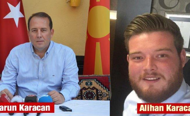 AKP Milletvekilinin oğlu THK'na başkan olarak atandı!