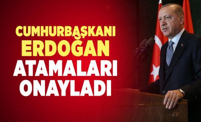 Cumhurbaşkanlığına yeni danışmanlar atandı! Cumhurbaşkanı Erdoğan atamaları onayladı